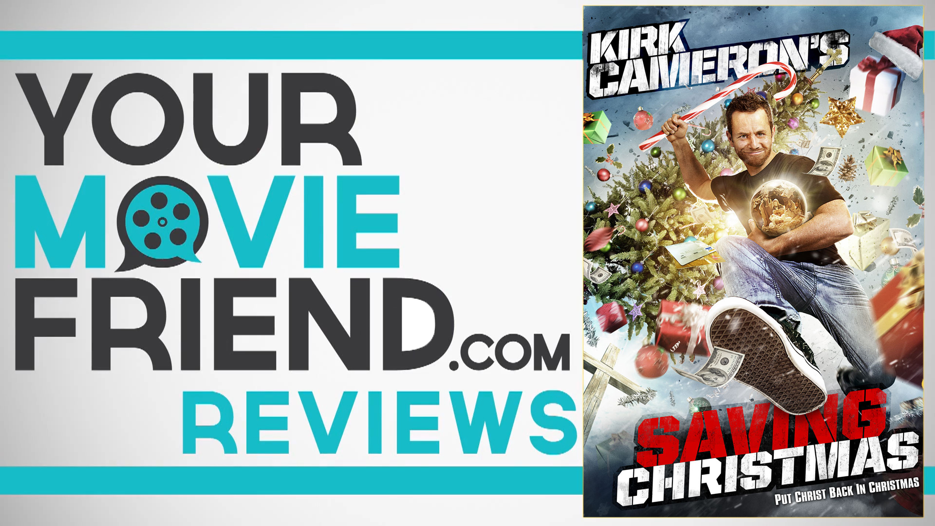 Your Movie Friend|Kirk Cameron\'s Saving Christmas (Movie Review)